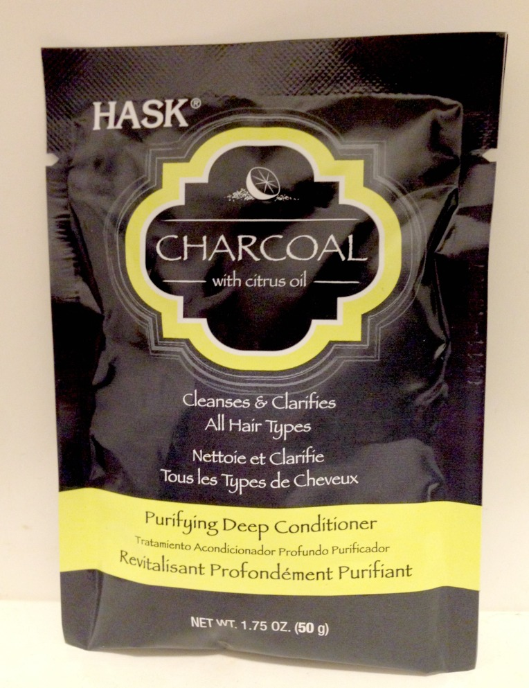 Hask Charcoal with Citrus Purifying Deep Conditioner