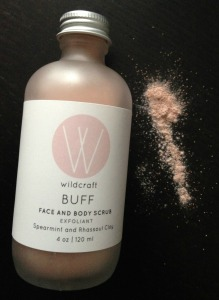 Wildcraft Buff Face & Body Scrub