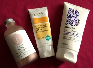 June Faves - Wildcraft, Mychelle, Briogeo