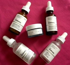 June Faves - The Ordinary, Herbivore