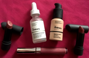 June Faves - Bite. The Ordinary, ColourPop