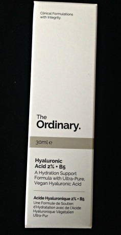 The Ordinary HA 2% + B5 Serum