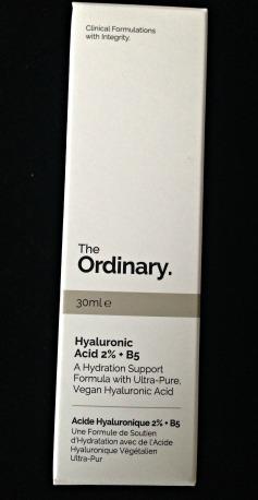 The Ordinary HA 2% + B5 Serum