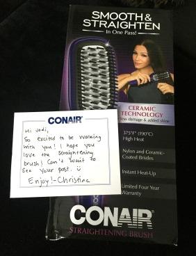 Conair Brill 2