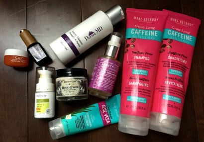 June 2017 Empties