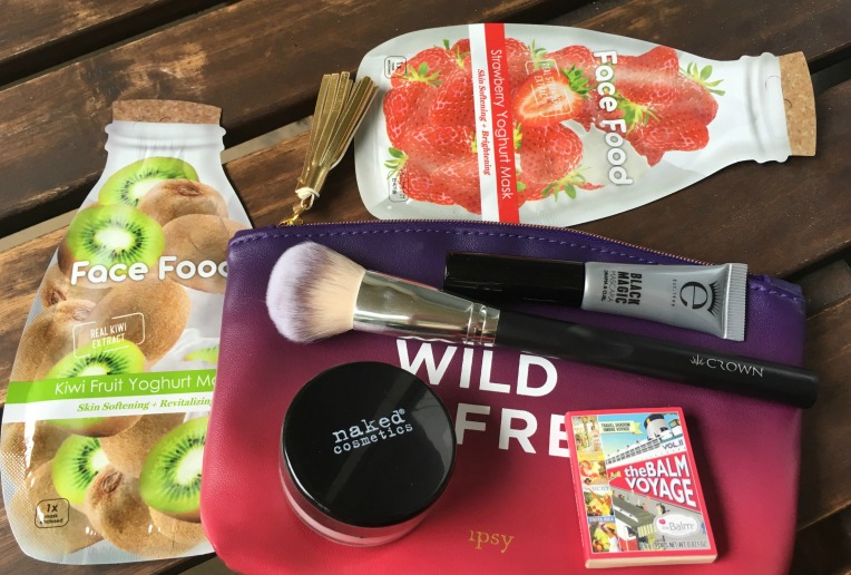 Ipsy Glam Bag Aug 2017