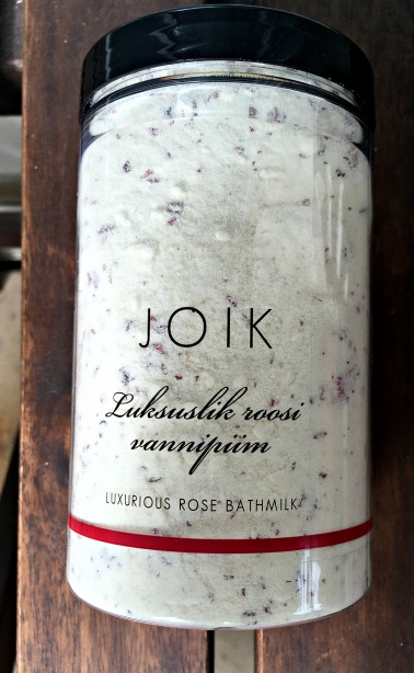 Joik Luxurious Rose Bathmilk