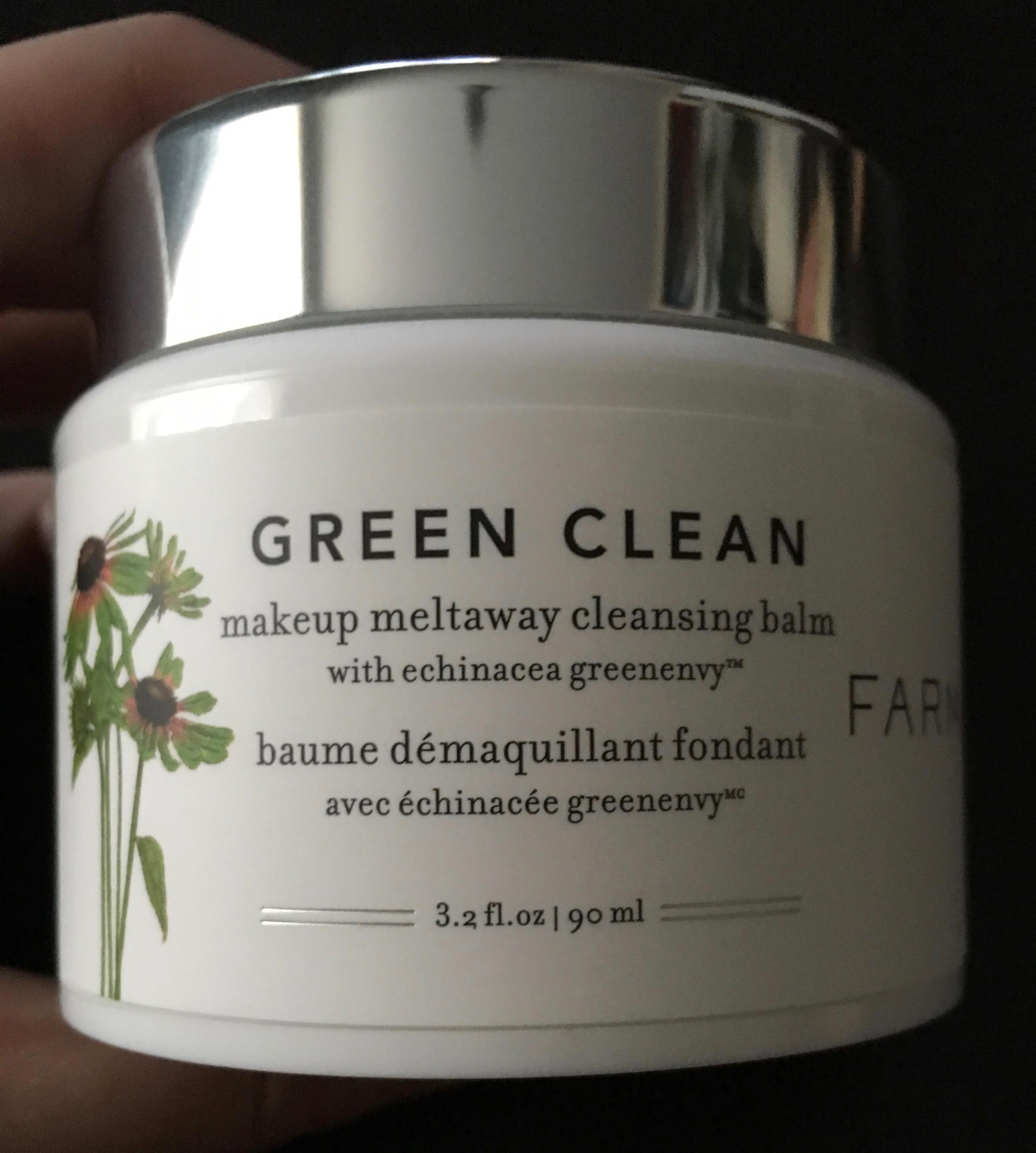 Farmacy Beauty Green Clean Review - a brash attitude