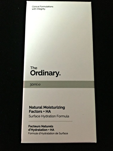 The ordinary NMF + HA1