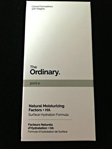 The ordinary NMF + HA1