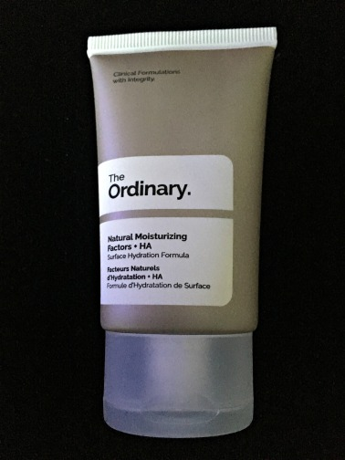 The ordinary NMF + HA3