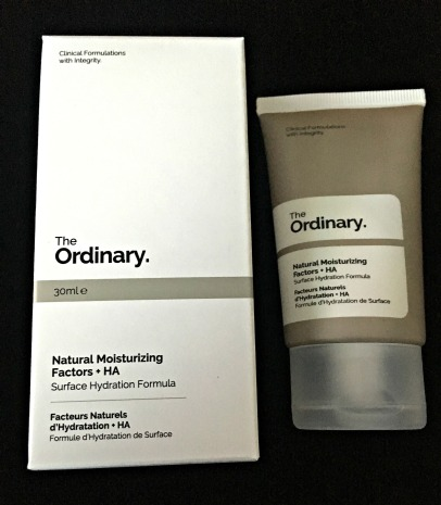 The ordinary NMF + HA5