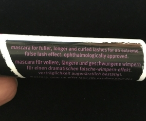 Essence False Lashes Mascara