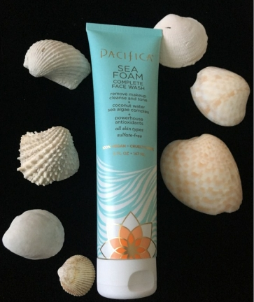 Pacifica Seam Foam Complete Face Wash