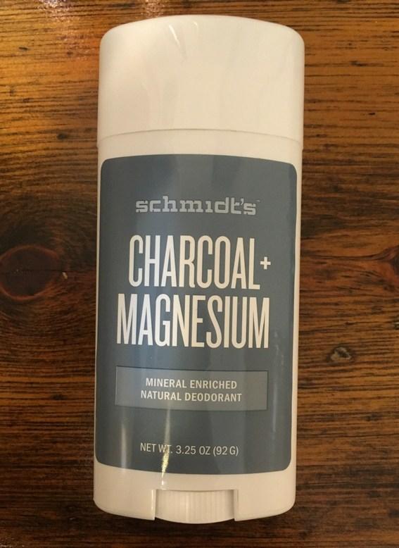 Schmidt's Charcoal + Magnesium Deodorant Stick – a brash