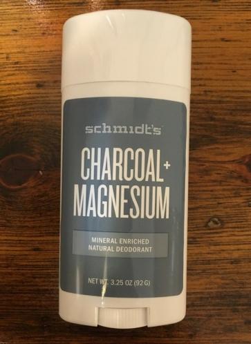 Schmidt's Charcoal + Magnesium Deodorant
