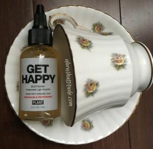 Plant Apothecary Get Happy Bodywash