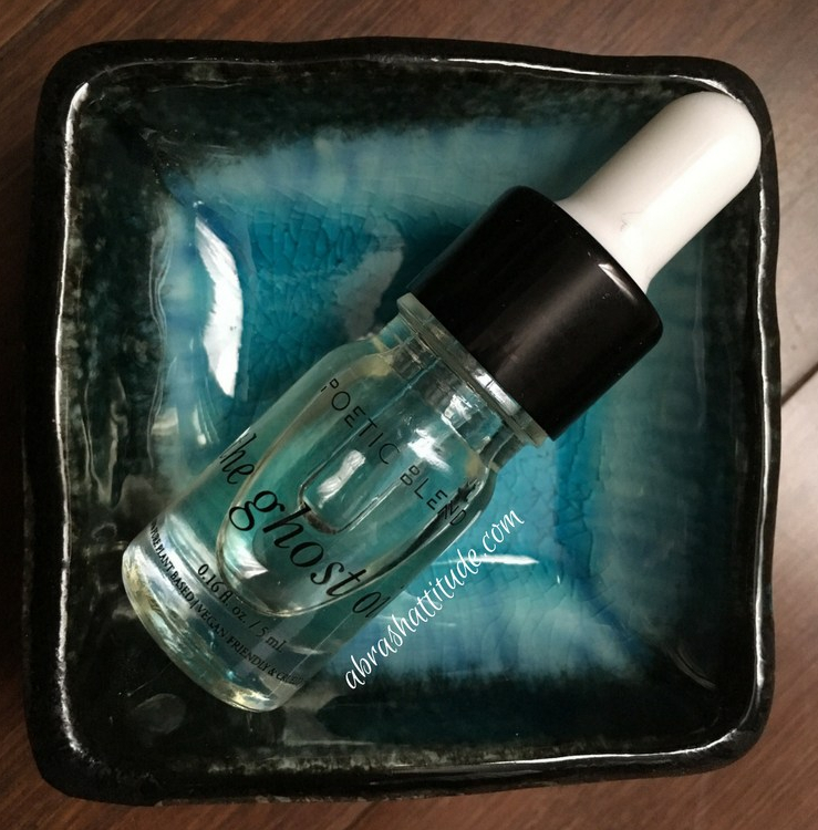 Poetic Blend The Ghost Oil