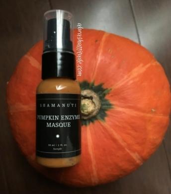 Shamanuti Pumpkin Enzyme Masque