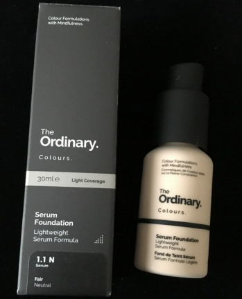 The Ordinary Serum Foundation 1.1N Fair Neutral