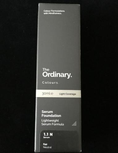 The Ordinary Serum Foundation 1.1N Fair Neutral
