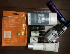 Empties Feb 2018