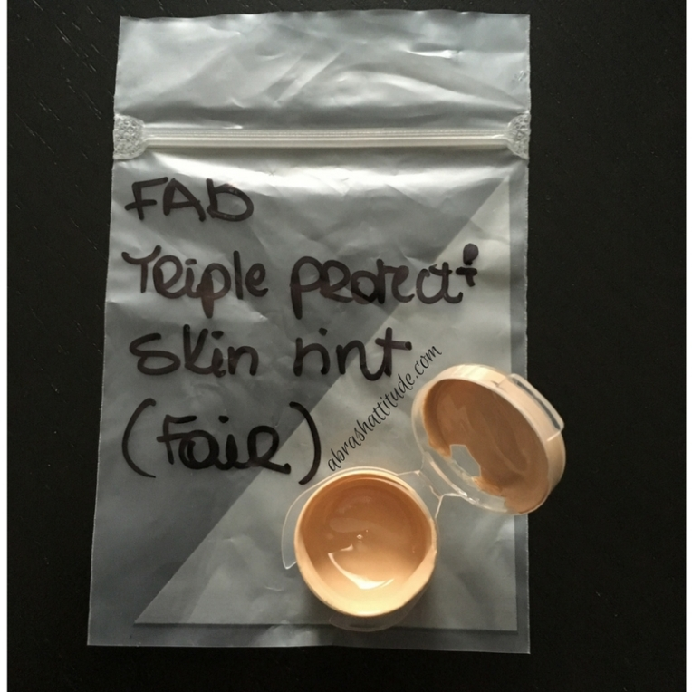 First Aid Beauty Triple Protection Skin Tint (Fair)