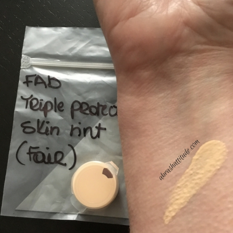 First Aid Beauty Triple Protection Skin Tint (Fair)