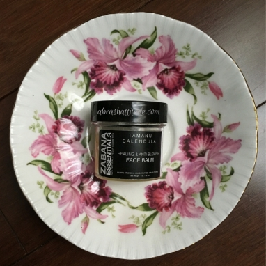 Zabana Essentials Tamanu Calendula Face Balm