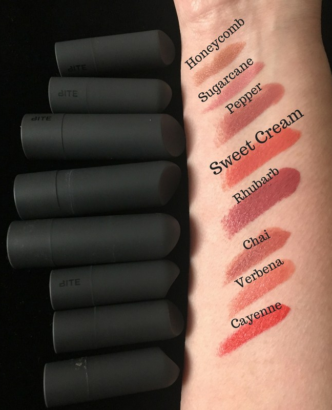 Bite Beauty Amuse Bouche Lipstick Swatches