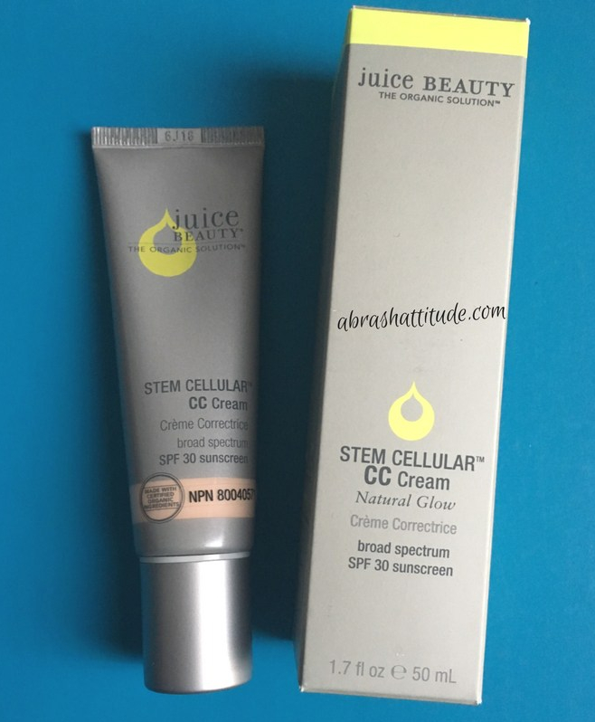 Juice Beauty Stem Cellular CC Cream