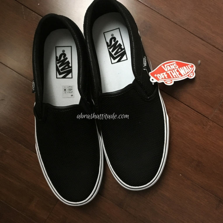 Mini Haul April 2018 - Vans