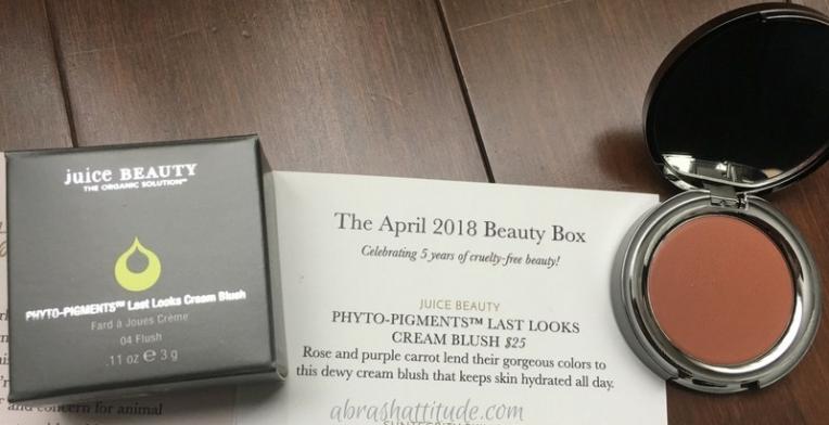 Petit Vour April 2018