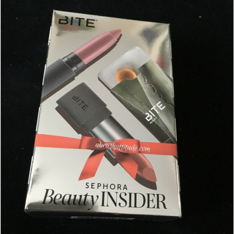 Bite Beauty Lip Set - Sephora Birthday Gifts 2018