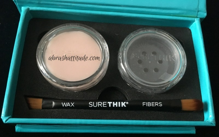 SureThik Eyebrow Thickening Fibers