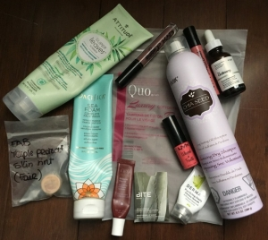 Empties April 2018