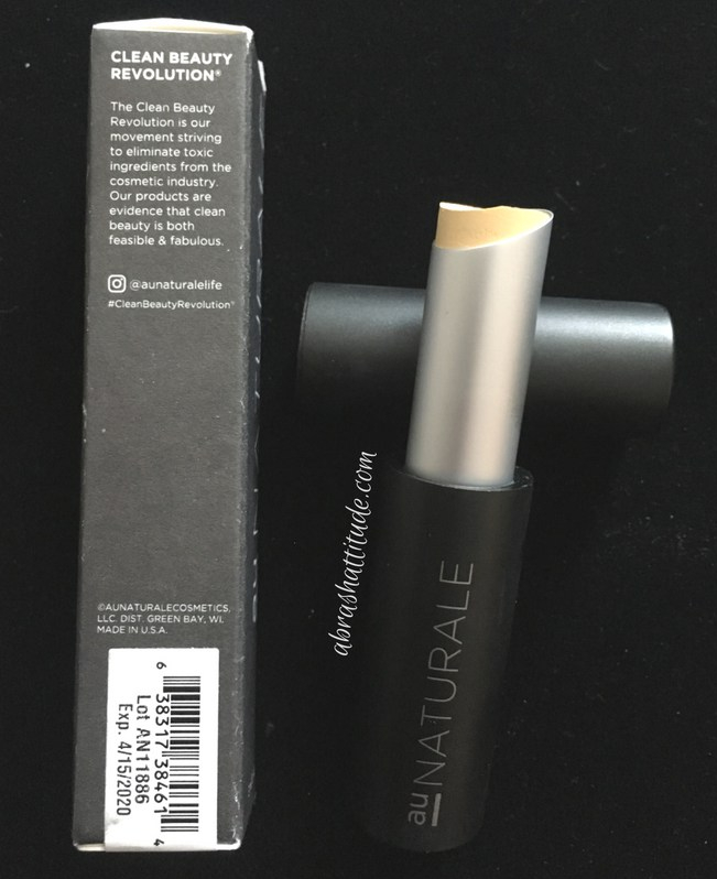 Au Naturale Color Theory Creme Corrector