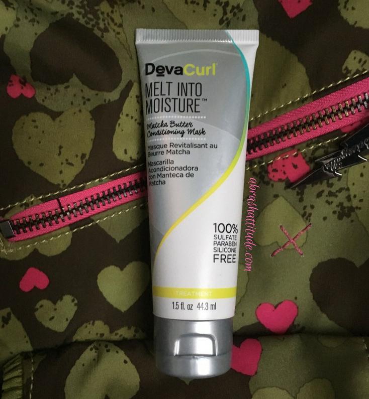 Deva Curl Melt Into Moisture Matcha Butter Conditioning Mask