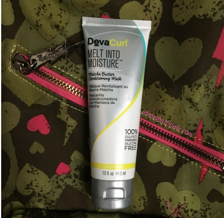 Deva Curl Melt Into Moisture Matcha Butter Conditioning Mask