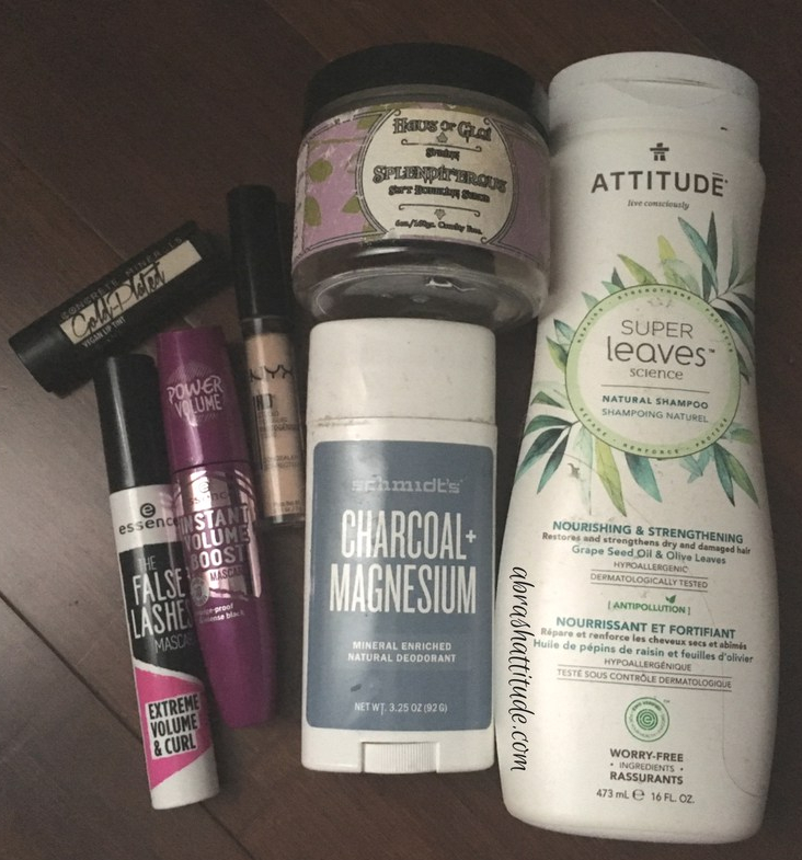 Empties May 2018