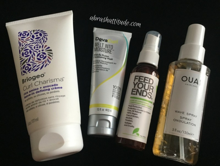 Summer Essentials for Wavy Hair - Briogeo, DevaCurl, Yarok and Ouai