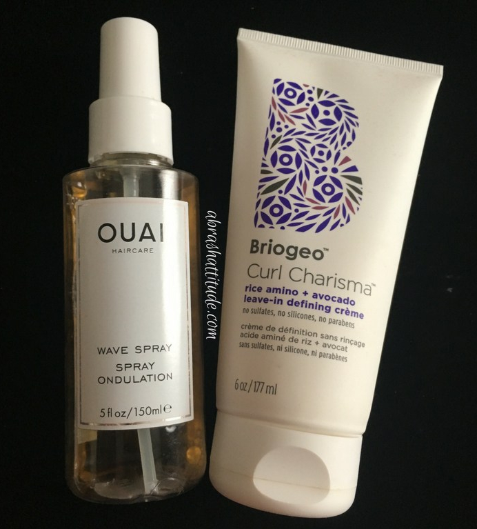 Summer Essentials for Wavy Hair - Ouai and Briogeo