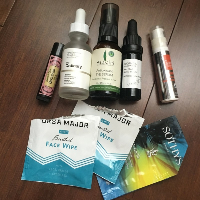Empties July 2018