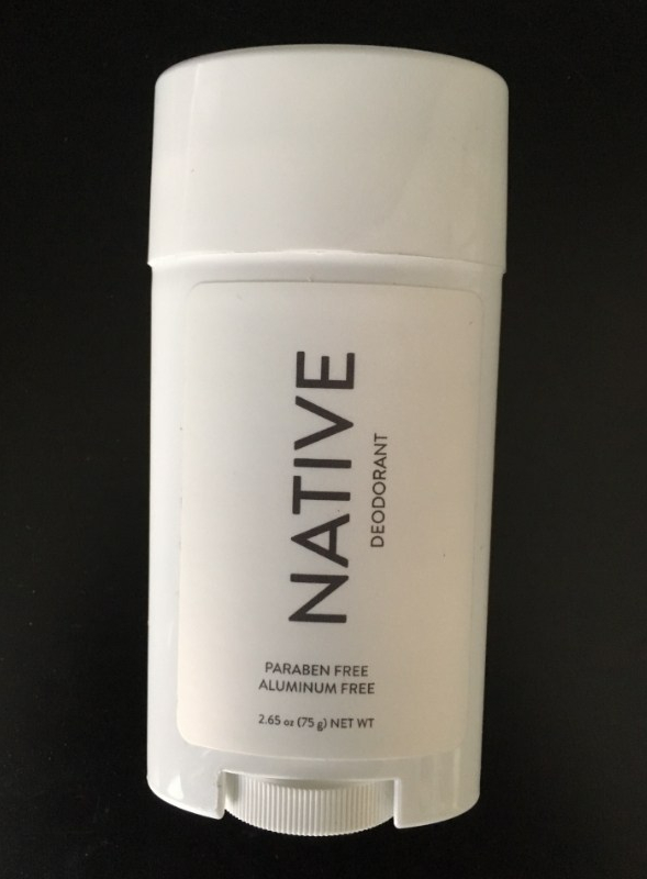 Native Deodorant - Sensitive Cotton + Lily