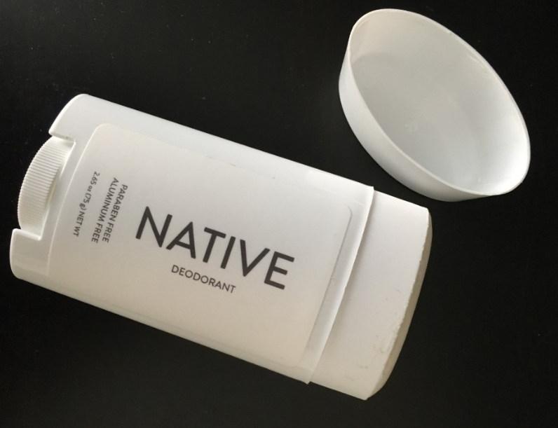 Native Deodorant - Sensitive Cotton + Lily