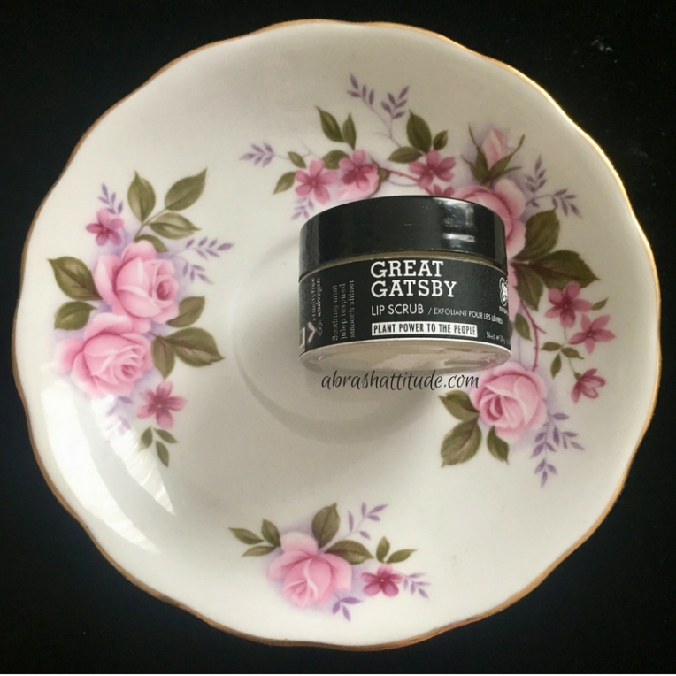 Sudsatorium Great Gatsby Lip Scrub