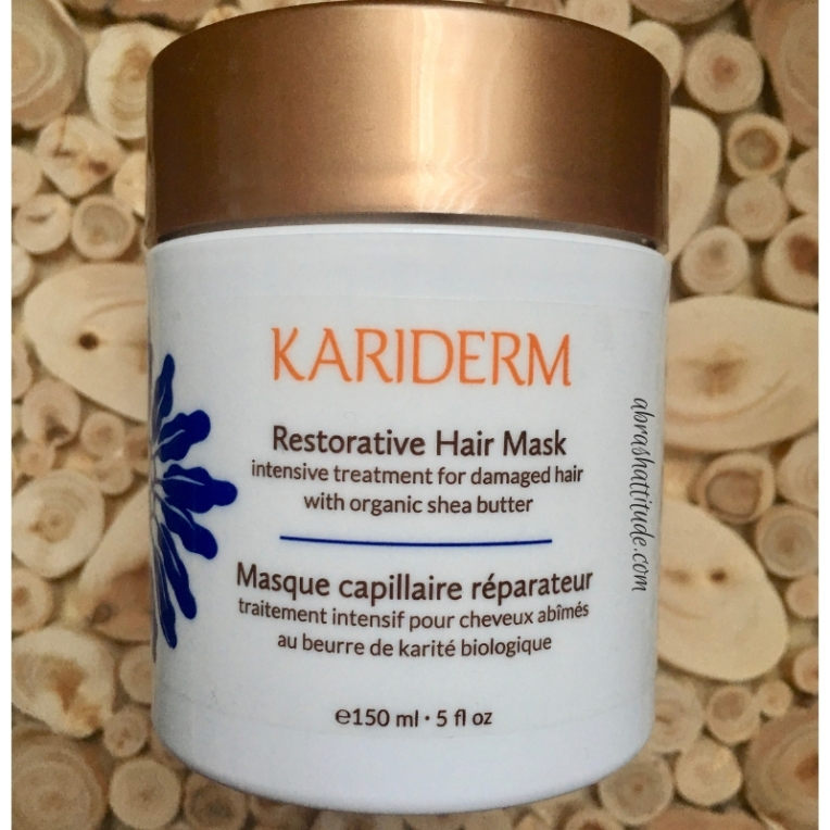 Kariderm Restorative Hair Mask