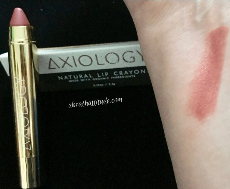 Axiology Natural Lip Crayon in Enchanting
