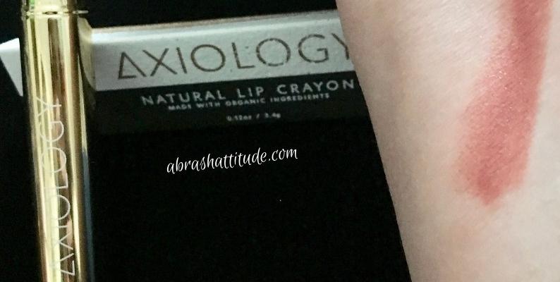 Axiology Natural Lip Crayon in Enchanting