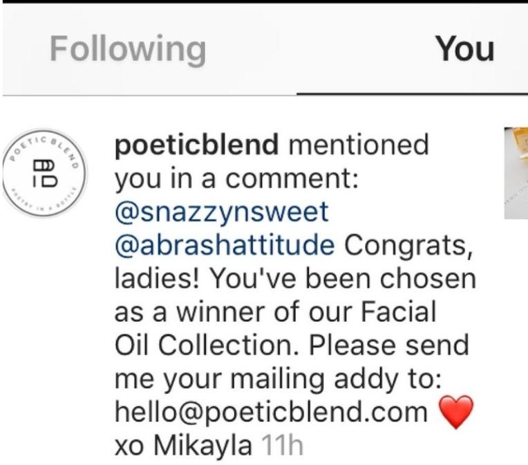 Poetic Blend